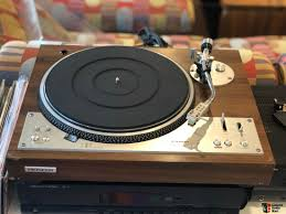 Pioneer PL 530 Turntable with Philips ...