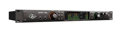 Universal Audio Apollo X8p Thunderbolt 3 Sinamex