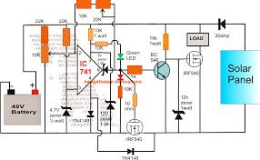 solar charge controller circuit diagram simple mppt stunning for how to make solar mobile charger at home at Solar Battery Charger Wiring Diagram