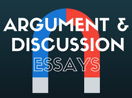 how to write an excellent discussion argument literacy ideas argument essays png