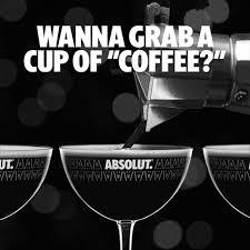 #инстаграм #актуальное #сторис #instagram #инстамаски #фоны #stories #андроид #айфон #story #highlights #minimalism #gif #emoji #coffee #cup. Let S Grab A Drink Coffee Gif By Absolut Vodka