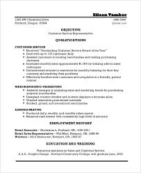 ... Effective Resume Objective Statements 10 Sample Resume Objective  Statement Examples In PDF For ...