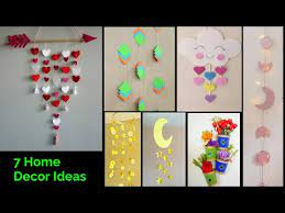 diy paper craft wall hanging room