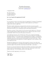 Insurance Underwriter Cover Letter Cover Letter Samples