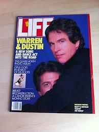 LIFE Magazine May 1987 - Warren & Dustin, Oliver North, Opus Penguin - VGC  | eBay