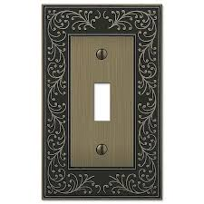Allen And Roth Wall Plates Inspiration 32 Best Wall Plates And Switch Plates Images On Pinterest Wall