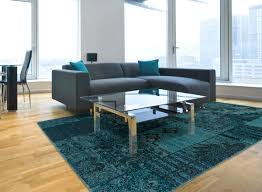 Teal Living Room Rug Choose Contemporary Area Rugs For Your Room Traba Homes