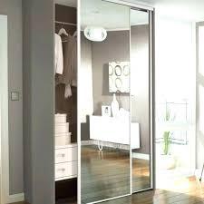 bifold mirror doors closet door sliding regarding mirrored design 4