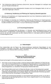 Arbeitsvertrag maler und lackierer : Arbeitsvertrag Mit Tarifbindung Pdf Free Download