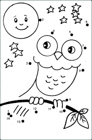 Do A Dot Coloring Pages Triangular Dot Paper Printable Kids Coloring ...
