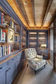 Image Study Elle Decor 45 Best Home Library Ideas Reading Nooks At Home
