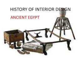 point furniture egypt x: history of interior designltbr gtancient