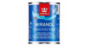 <b>Эмаль алкидная Миранол</b> А 9,0л универсальная суперглянцевая ...