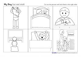 Kindergarten Free Printable Daily Routine Schedules | DAILY ...