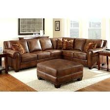 Simon Li Leather Sofa Costco Inspirational Sectional  And Ottoman Decorating Stock   Couch E25