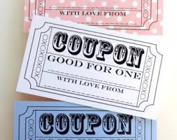 Coupons Diy Diy Printable Coupons Magdalene Project Org