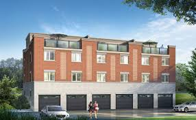 Kitchener Granite Williamsburg Towns Is Coming Soon To Kitchener