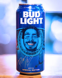 16 Ounce Bud Light Post Malones Bud Light Can See The Photo Billboard