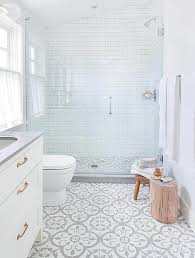 icelandic spa floor and shower scheme