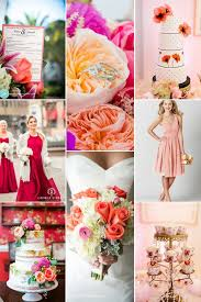 peach wedding colors. 2018 Wedding Color Palettes To Inspire Your Big Day