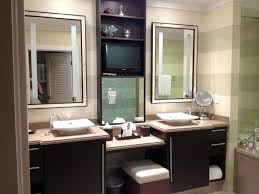 bathroom sink vanity ideas amazing double sink vanity with makeup table bathroom contemporary with inside double