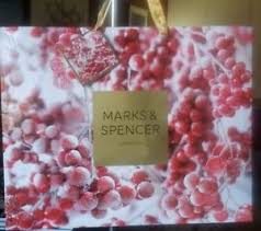 image is loading new marks spencer london large holiday paper