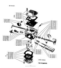 1987 isuzu carburetor diagram wiring diagram database husqvarna 298 01 parts diagram for carburetor parts