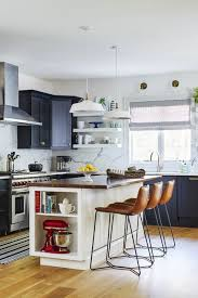 Fancy big open kitchen ideas for home Kitchen Remodel Kitchen With Cabinets And Open Shelves Good Housekeeping 50 Best Kitchen Ideas Decor And Decorating Ideas For Kitchen Design