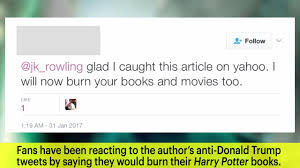 j k rowling destroys twitter troll who mocked her writing