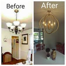 hula hoop chandelier instructions take down your old ugly chandelier and remove globes wipe off really good spray paint color of your choice