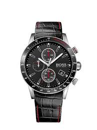 the hottest styles hugo boss 1513390 mens strap watch black outlet the hottest styles hugo boss 1513390 mens strap watch black outlet