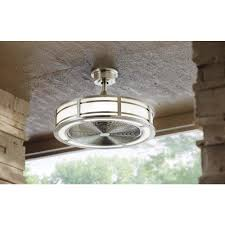 home decorators collection brette 23 led ceiling fan brushed