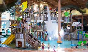best indoor water parks in the midwest