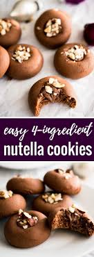 Quick Nutella Icing Recipe Best 20 Nutella Biscuits Ideas On Pinterest Nutella Cookies