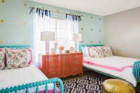35 Shared Kids Room Design Ideas Hgtv