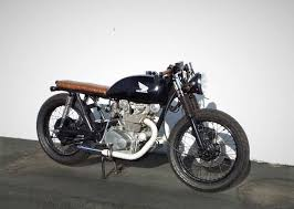 stunning cafe racer motorcycle habit
