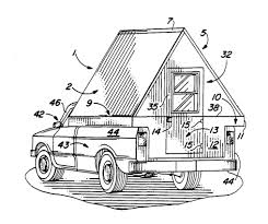 A-Frame Camper for Pickup Trucks from Starling Travel | Starling ...