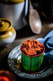 mango pickle recipe avakaya is a por pickle that is prepared by the andhra people