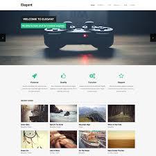 <b>Elegant</b> Free WordPress Theme - WPExplorer