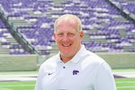 1st-year Kansas State football coach Chris Klieman at ease ...