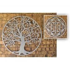 metal wall art round 99cm 2asst clr tree laser cut light grey colour  on metal wall art cheap as chips with metal abstract photo frame 20 5x24 5cm 2asst clrs gold black 4x6