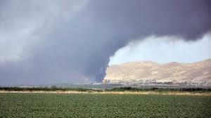 Uçakların duhok'un zaho ilçesi kırsalında da pkk'ya ait hedefleri vurduğu öğrenildi. Zaho Da Patlama
