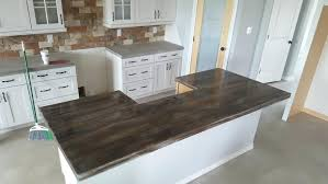 wood look concrete countertops wood used to make concrete countertops wood stamped concrete countertops