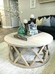 end table decor ideas round
