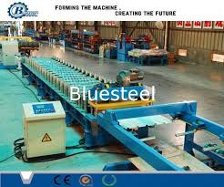 colored sheet metal automatic corrugated colored steel roof panel sheet metal roller machine