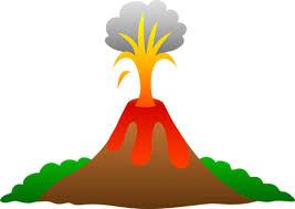 Resultado de imagem para volcano vector