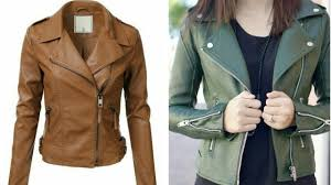 new stylish leather jacket design collection for girls top stylish leather jacket design 2017 18