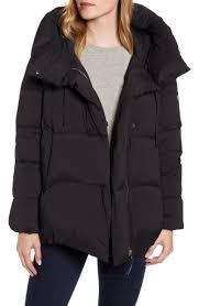 Oversize Pillow Collar Coat