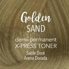 Demi Permanent X Press Toner