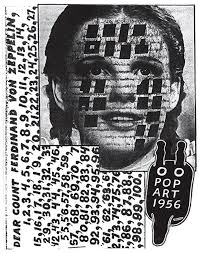 Ray Johnson | Mail art, Zine design, Draw on photos